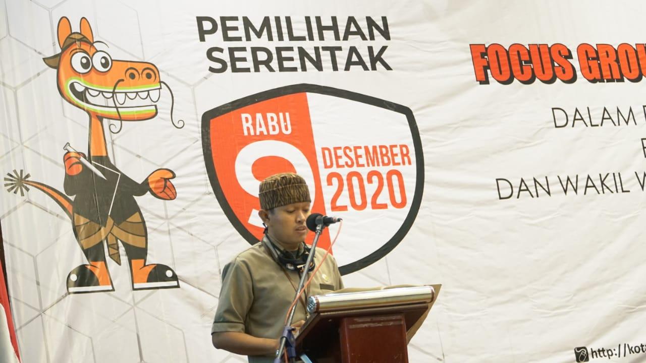 Sosialisasi Pilwakot 2020 Kepada Camat dan Kapolsek Se Kota Semarang